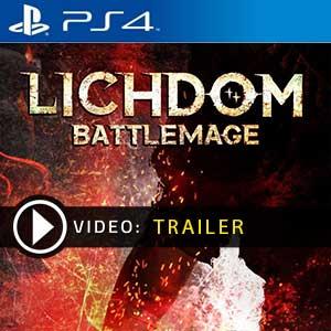 Lichdom Battlemage PS4 en boîte ou à télécharger