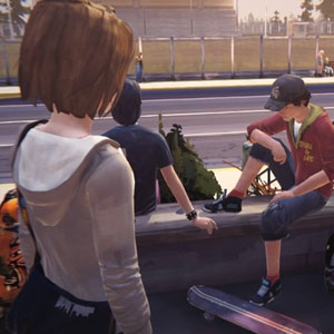Life is Strange PS4 Gameplay