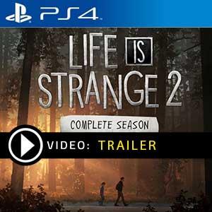 Acheter Life is Strange 2 Complete Season PS4 Comparateur Prix