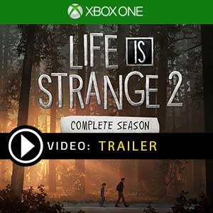 Acheter Life is Strange 2 Complete Season Xbox One Comparateur Prix