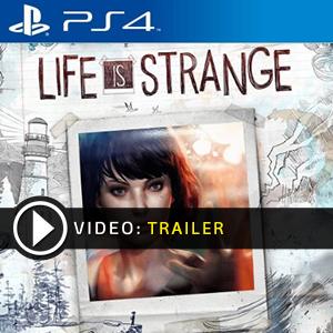 Life is Strange PS4 en boîte ou à télécharger