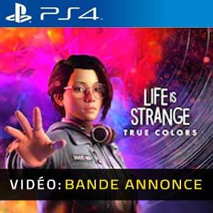 Life is Strange True Colors PS4 Bande-annonce vidéo