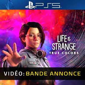 Life is Strange True Colors PS5 Bande-annonce vidéo