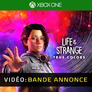 Life is Strange True Colors XBox One Bande-annonce vidéo