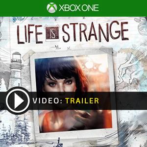 Life is Strange Xbox One en boîte ou à télécharger