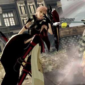 Lightning Returns Final Fantasy 13 Combat