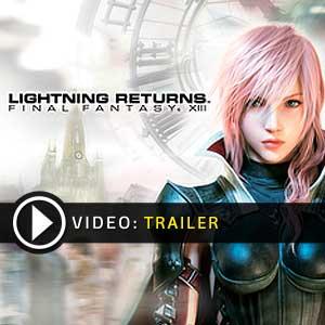 Acheter Lightning Returns Final Fantasy 13 Clé Cd Comparateur Prix