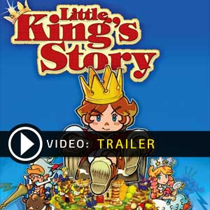 Acheter Little Kings Story Clé Cd Comparateur Prix