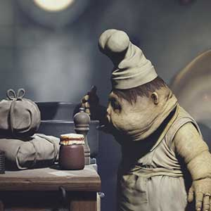 Little Nightmares Chefs Jumeaux