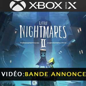 Little Nightmares 2 Bande-annonce vidéo