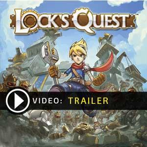 Acheter Locks Quest Clé Cd Comparateur Prix