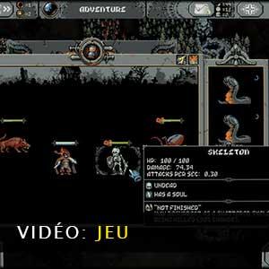 Loop Hero vidéo de gameplay