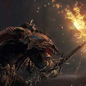 Lords of the Fallen PS4 Combat