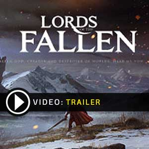 Acheter Lords of the Fallen Cle Cd Comparateur Prix
