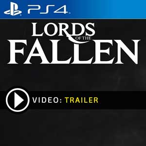 Lords Of The Fallen PS4 en boîte ou à télécharger