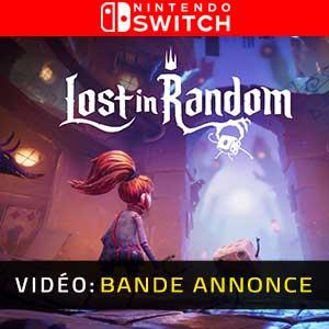 Lost in Random Nintendo Switch Bande-annonce Vidéo