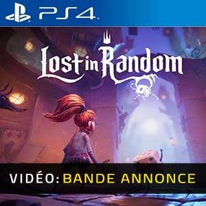 Lost in Random PS4 Bande-annonce Vidéo