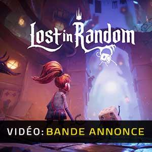 Lost in Random Bande-annonce Vidéo