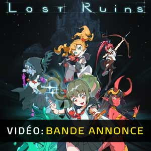 Lost Ruins Bande-annonce vidéo
