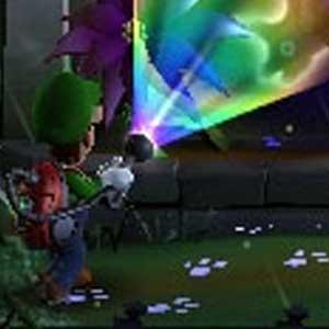 Luigis Mansion 2 Dark Moon Nintendo 3DS Fleurs géantes