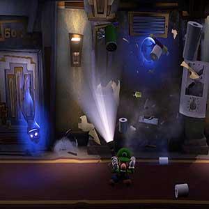 Luigis Mansion 3 Nintendo Switch Luigi