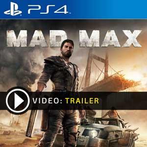 Mad Max PS4 en boîte ou à télécharger