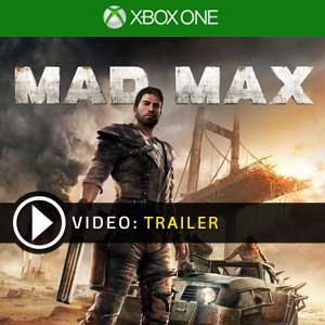 Mad Max Xbox One en boîte ou à télécharger