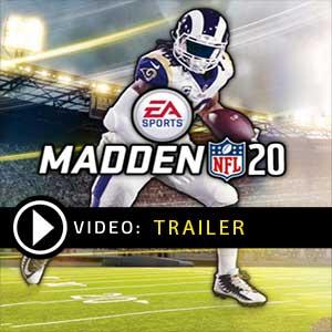 Acheter Madden NFL 20 Clé CD Comparateur Prix