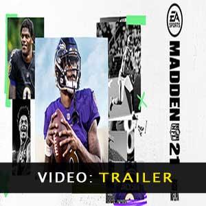Vidéo de la bande-annonce de Madden NFL 21