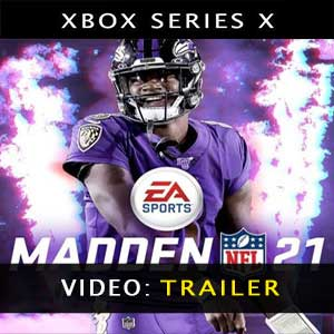 Acheter Madden NFL 21 Xbox Series X Comparateur Prix
