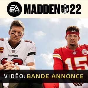 Madden NFL 22 Bande-annonce vidéo