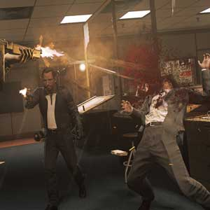 Mafia 3 Combat