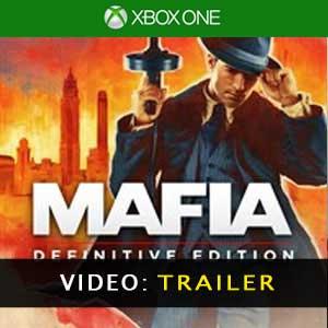 Vidéo de la bande-annonce de Mafia Definitive Edition