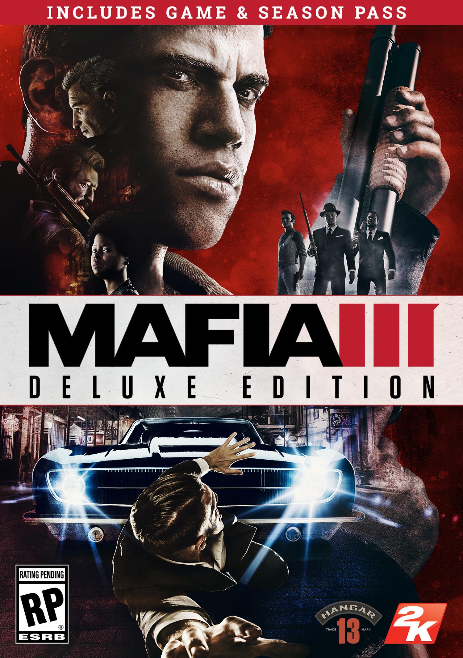 mafia3 édition deluxe