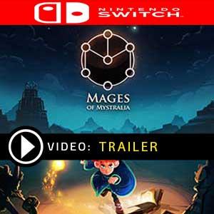 Mages of Mystralia Nintendo Switch en boîte ou à télécharger