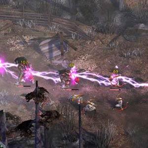 Magicka Gameplay