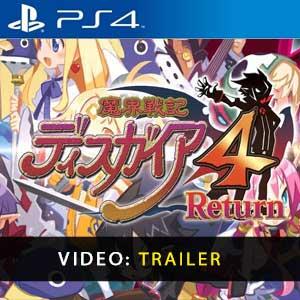 Acheter Makai Senki Disgaea 4 Return PS4 Comparateur Prix