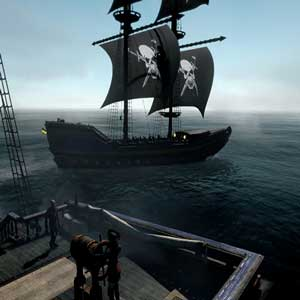 Man O War Corsair Bateau pirate