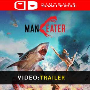 Maneater Nintendo Switch Prices Digital or Box Edition