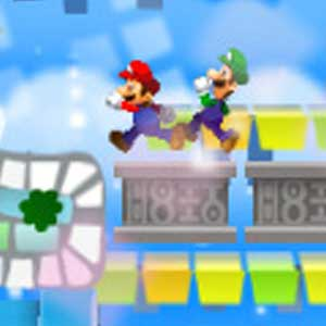 Mario Luigi Dream Team Bros Nintendo 3DS Gameplay