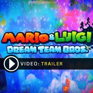 Mario Luigi Dream Team Bros Nintendo 3DS en boîte ou à télécharger