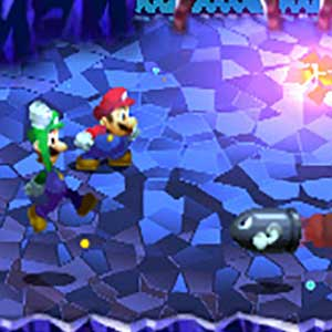 Mario and Luigi Bros. mouvement