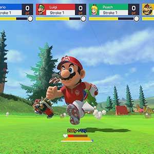 Mario Golf Super Rush Dash