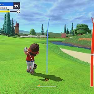 Mario Golf Super Rush Distance