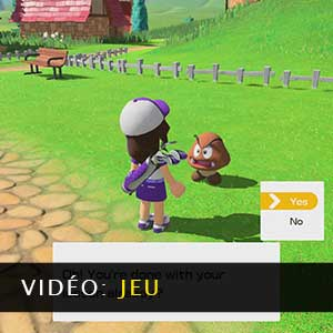 Mario Golf Super Rush Vidéo de gameplay