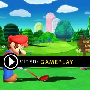 Mario Golf World Tour Nintendo 3DS Gameplay Video