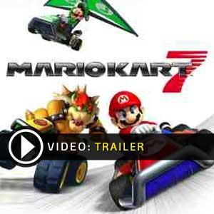 Mario Kart 7 Nintendo 3DS en boîte ou à télécharger