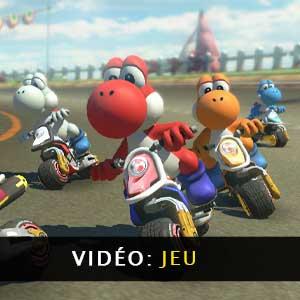 Mario Kart 8 Deluxe vidéo de gameplay