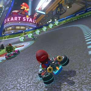 Mario Kart 8 Nintendo Wii U Race