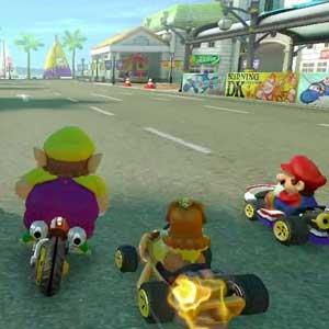 Mario Kart 8 Nintendo Wii U Multiplayer